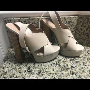 Shoes - ASOS TULEM Platform Heeled Sandals